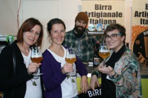 Le Donne della Birra a Beer Attraction 2017
