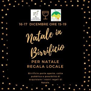 Natale in birrificio